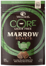 Load image into Gallery viewer, Wellness CORE Natural Grain Free Marrow Roasts Turkey Recipe Dog Treats