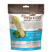 Load image into Gallery viewer, Merrick Fresh Kisses Grain Free Mint Breath Strips Large Dental Dog Treats