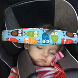 Baby Car Safety Belt Auto Seat Belts Sleep Aid Head Support For Kids Toddler Auto Seat Travel Sleep Aid Head Fixed Strap