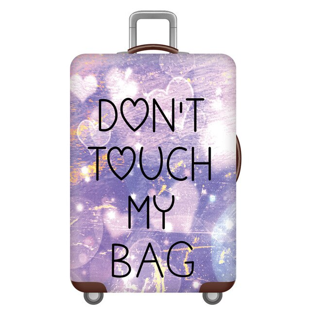 Thicken travel Luggage cover elasticity Luggage Protective Covers case for suitcase Suitable for 18-32 inch Travel accessories