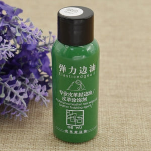 30ml Matte Color DIY Handmade Leather Edge Paint Oil Dye Highlights Professional Paint Leathercraft Paint