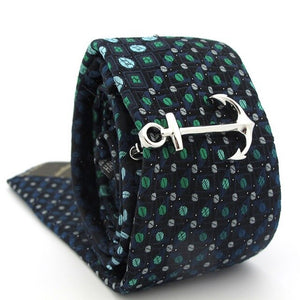 Men's Tie Clips 29 Designs Option Novel Superheroes Style Anchor Design Tie Pins Wholesale & Retail Arrow Clips