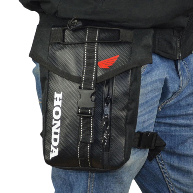 Men Oxford Waterproof Leg Fanny Bag Drop Thigh Pouch Belt Hip Bum Purse Motorcycle Rider Male Crossbody Shoulder Waist Pack