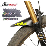 Colorful MTB Road Bike Mud Flaps Cycling Bicycle Wings Front Bicycle Mudguard For Mountain Bike Fenders Bicycle Fender