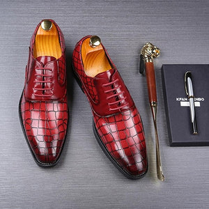 New Men Dress Shoes Shadow Patent Leather Luxury Fashion Groom Wedding Shoes Men Luxury italian style Oxford Shoes Big Size 48