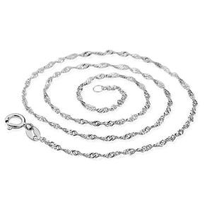925 sterling silver new Jewelry Women 's fashion jewelry chain necklace short necklace accessories
