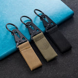 Outdoor Camping Equipment Carabiner Military Buckle Hunting Equipment Lock Kyechain Keyring Jewelry