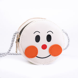 Cute Child PU leather Shoulders Bags Multi-color Cartoon Animal Crossbody bags for Kids Wallets Pouch Bags