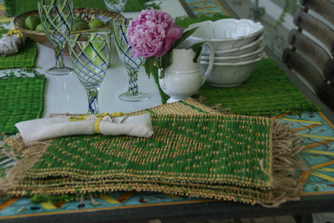 TRADITIONAL MOROCCAN PLACEMATS