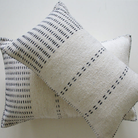 SADEK WOOL PILLOW COVER