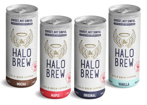 Variety Pack Cold Brew Coffee