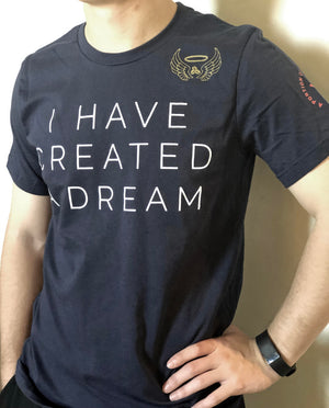 Create a Dream Canva tshirt