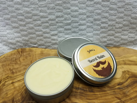 Beard Balm 2 oz tin