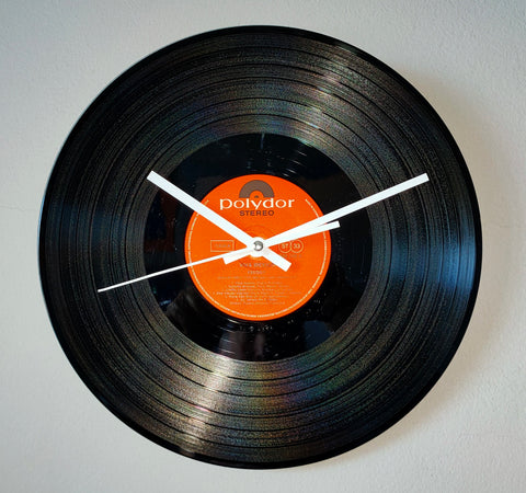 Record Time Wall Clock #2