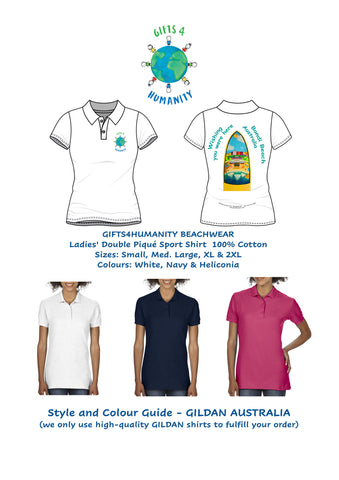 Ladies Sports Shirt