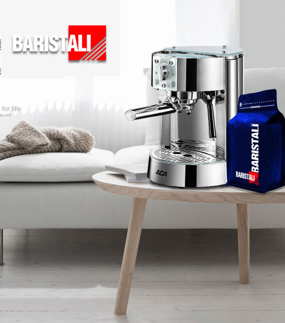 Baristali Coffee and Machines