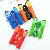 Jump Ropes with Counter - Sports Fitness, Adjustable, Fast Speed Counting, Jump Skip Rope