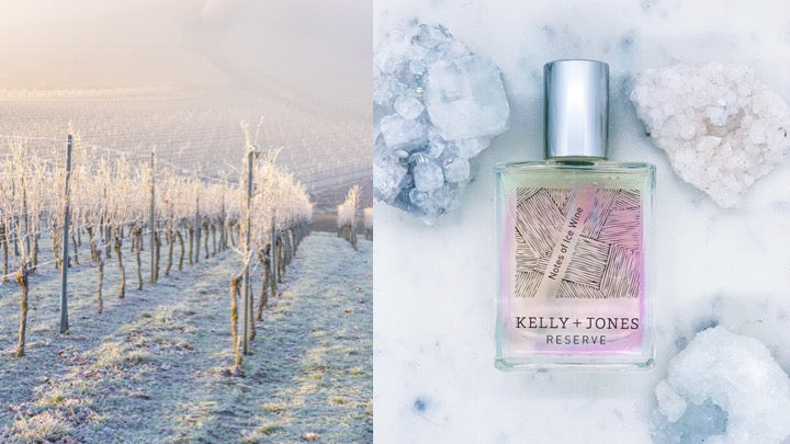 Notes of ICE WINE - Our most luxurious fragrance yet