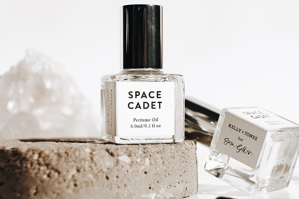 Space Cadet - A Custom Fragrance for Sara Golden