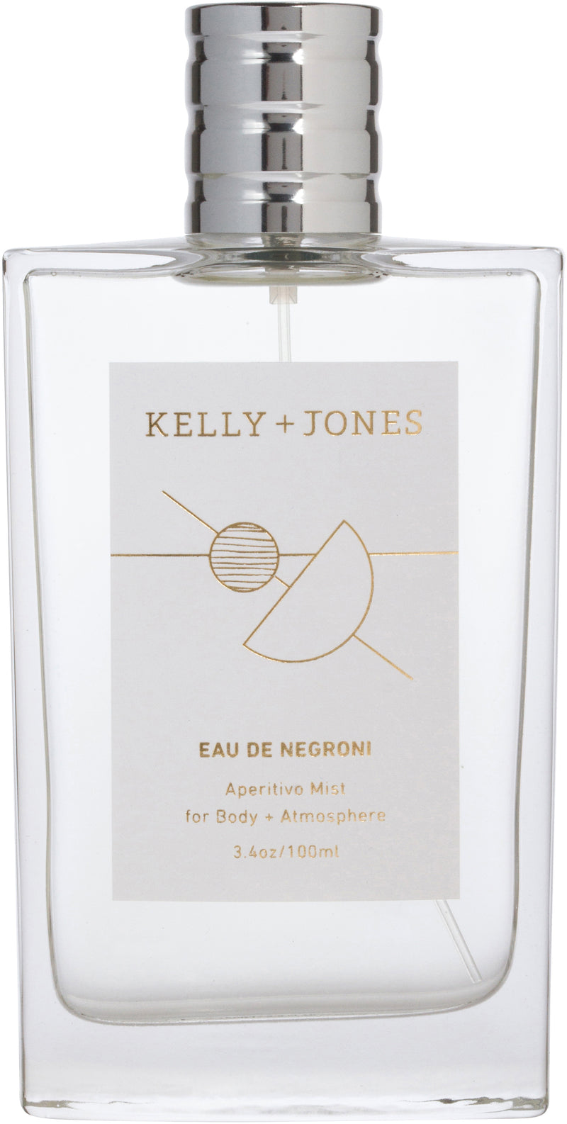 Eau de Negroni - Kelly and Jones