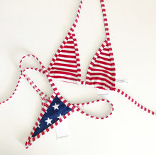 Load image into Gallery viewer, Stars and Stripes Extreme Micro Top