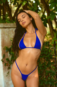Extreme Micro Royal Blue Bottom