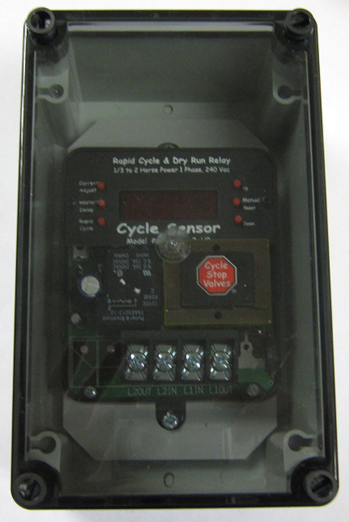 CS1PH1-2HP230V.......... CYCLE SENSOR w/ NEMA ENCLOSURE