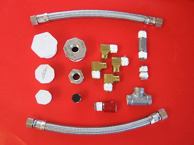 Tubing Kit for B Model 2""