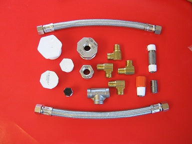 Tubing Kit for B Model 4""