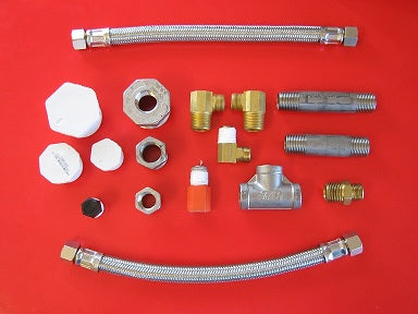 Tubing Kit for B Model 6""