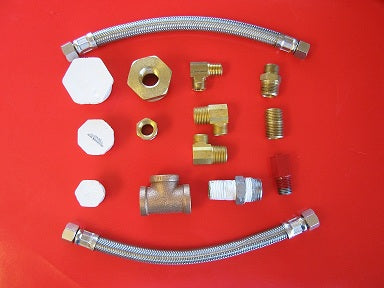 Tubing Kit for R Model 4""