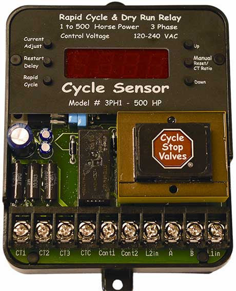 CS3PH1-500HP460V.......... CYCLE SENSOR