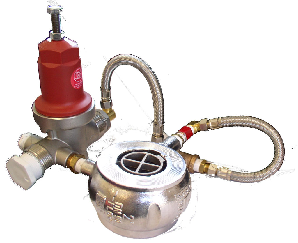 CSV3R2F CYCLE STOP VALVE