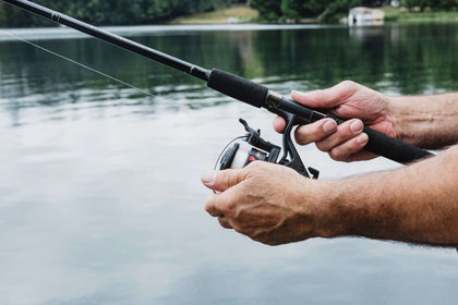 COMBO/RODS AND REEL