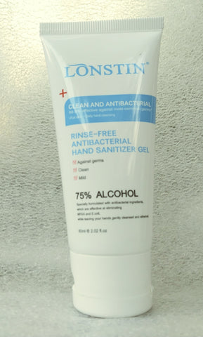 Lonstin Clean Antibacterial 75% Alcohol