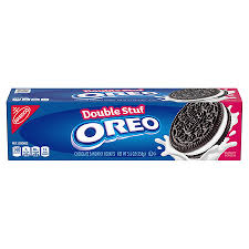 Oreo Double Stuff Choclate Cookies