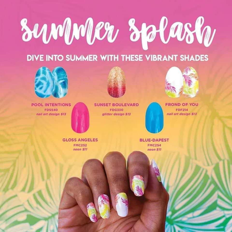 🌊🏖☀️ SUMMER SPLASH SHADES ARE HERE!!! 🤩😎🥰