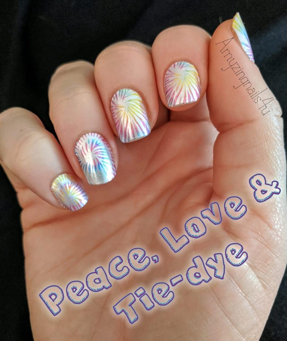Peace, Love, and Tie-Dye