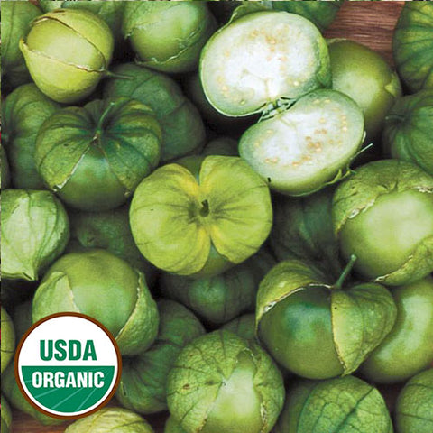 Seed Savers Exchange - Green Husk Tomatillo