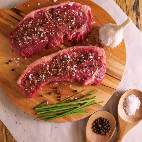 Beef - New York Strip Steak