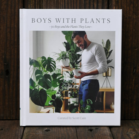 Boys with Plants - curated by Scott Cain