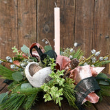 Contemporary Style Centerpiece