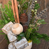 Giftable Winter Botanical Arrangement