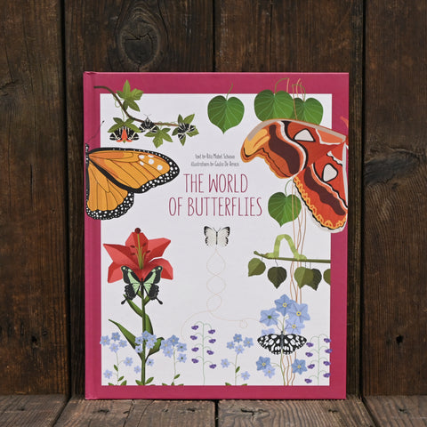 The World of Butterflies - by Rita Mabel Schiavo