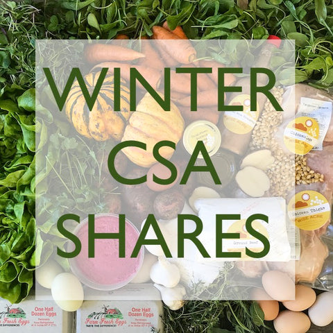 Winter CSA Shares