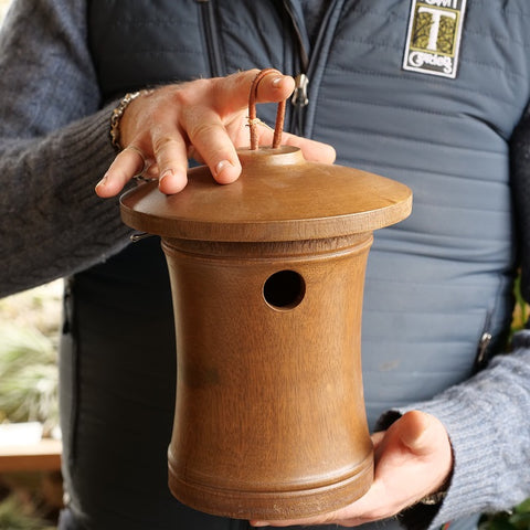 Clipper Chickadee Bird House