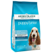 Arden Grange Puppy / Junior Dry Dog Food 12kg