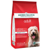 Arden Grange Adult Chicken & Rice Dry Dog Food 12kg