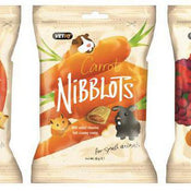 Mark + Chappell Carrot Nibblots for Small Animals