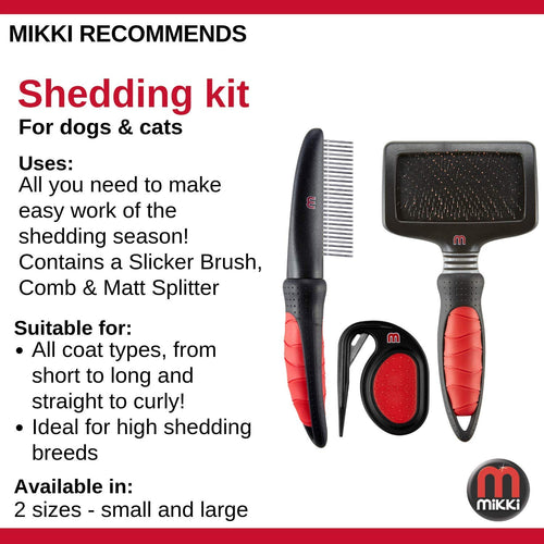 Mikki Shedding Kit